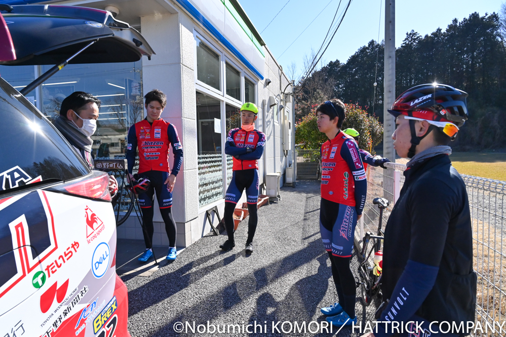 新チームはどんなカラーになるか 〜宇都宮ブリッツェンチームトレーニング取材〜