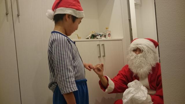 サンタさん、僕の妹が産まれたよ!