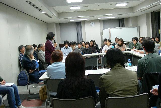 児童青年精神医学会総会、市民の会開催