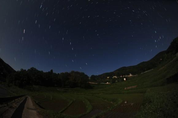 【ボランティア】満点の星を見る会 in 久米郡の最高峰「二上山」&アマノジャク重ね岩周辺散策路の清掃