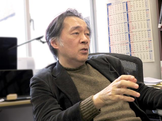 精神科医・斎藤環さんに聞く(不登校50年/公開)