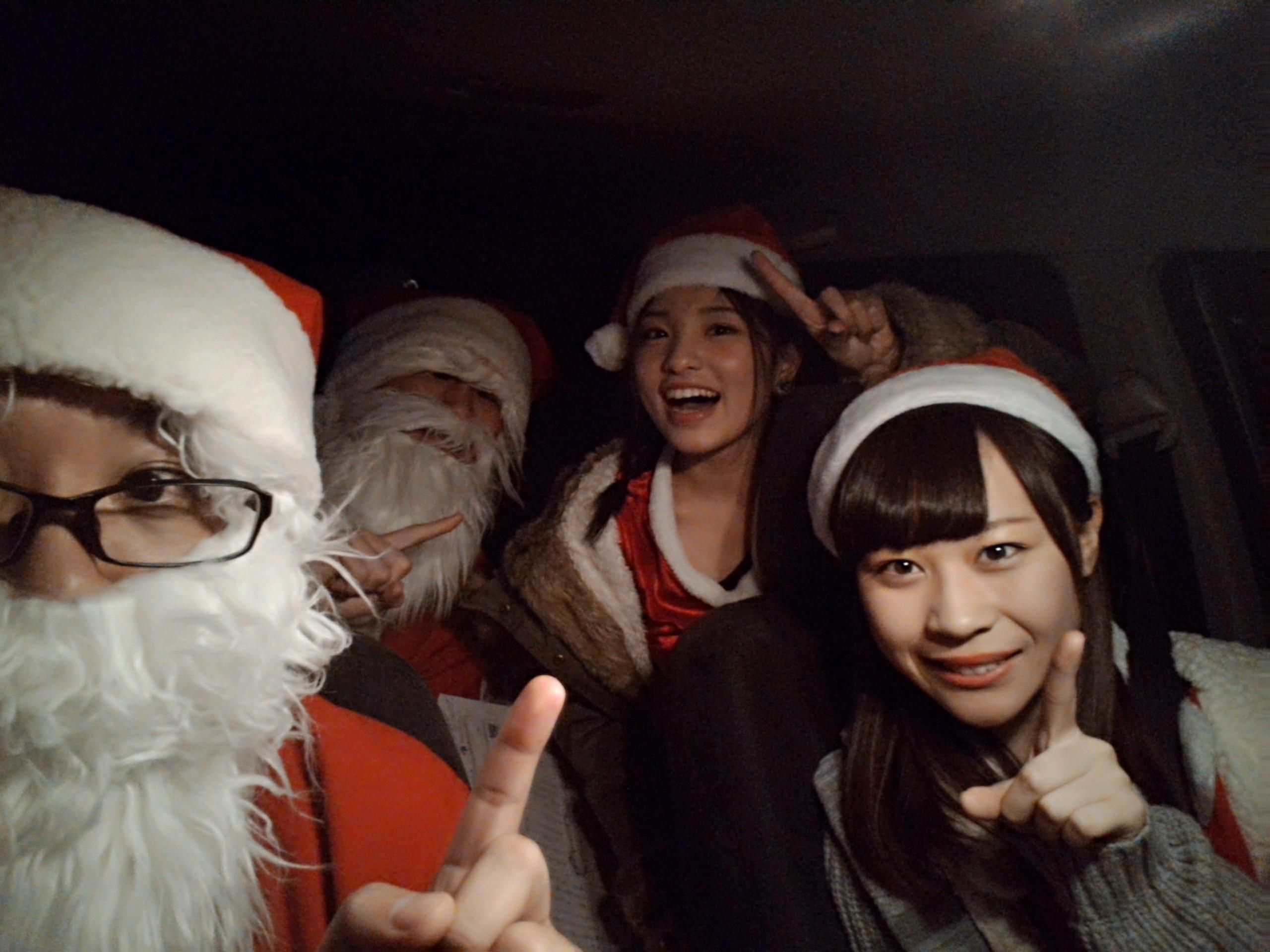 サンタがもらったプレゼント