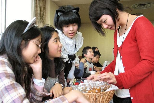 フリースクールの文化祭 カムフェス開催