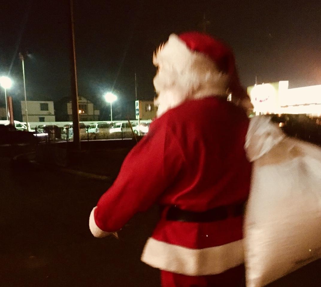 大人にもかかる「クリスマスの魔法」