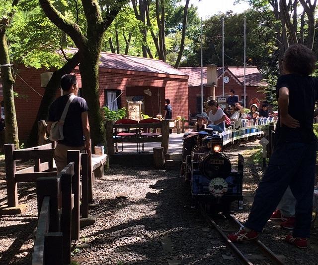赤ちゃんとおでかけ情報局⑯授乳室探訪/世田谷公園