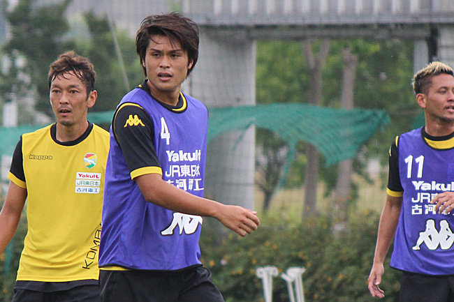 為田大貴選手「自分のいいところをわかって呼んでもらえていたので、それは僕にとってはすごく引っ掛かりました」