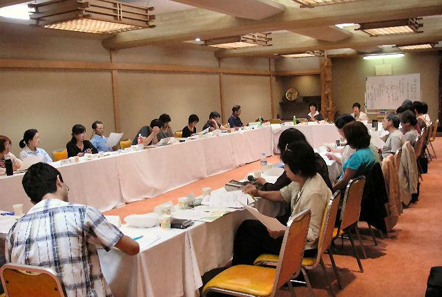 全国ネットワークNPO化へ設立総会