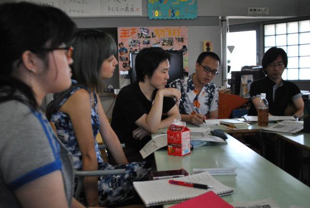 子ども若者編集゛拡大゛編集会議「実感を持って新聞づくり」