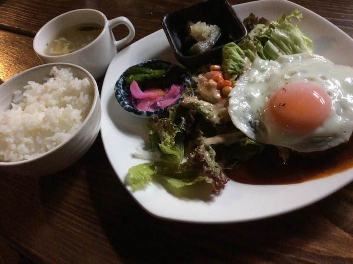 『町子のカフェ』