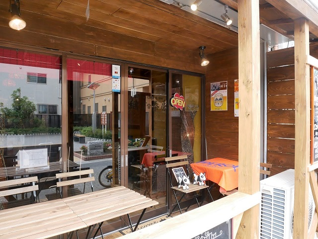 お子様連れもワンちゃんも。ニューオープンのカフェ&バー綱吉茶房@町屋≪荒川102提携記事≫