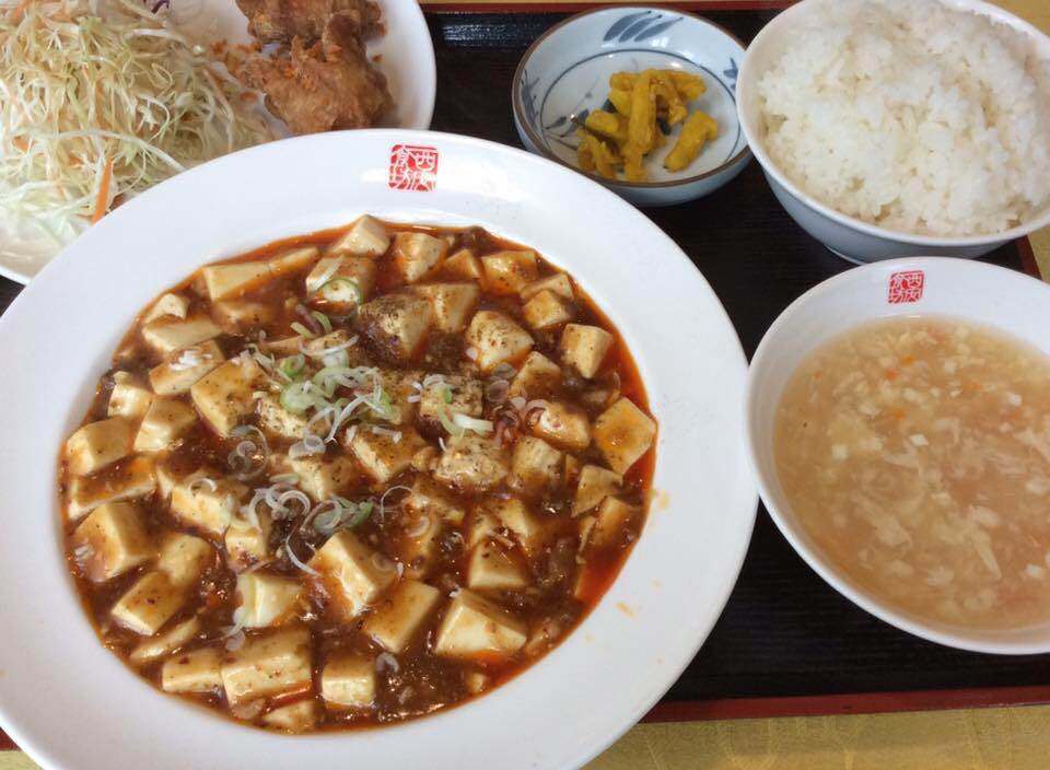 中国料理店「西安食坊」