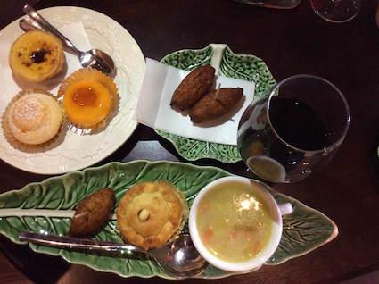 ポルトガル菓子カフェ 『カステラ ド パウロ』