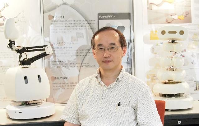 <弱さ>は私たちの動因説 『弱いロボット』著者・岡田美智男