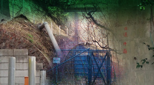 文京区の名坂(東京坂道ゆるラン)軍事工場の謎のトンネル(後編・消えた坂道、天神坂)