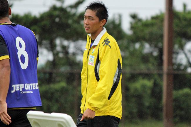 古川大悟選手「前線からの守備はもっとやらないといけない」