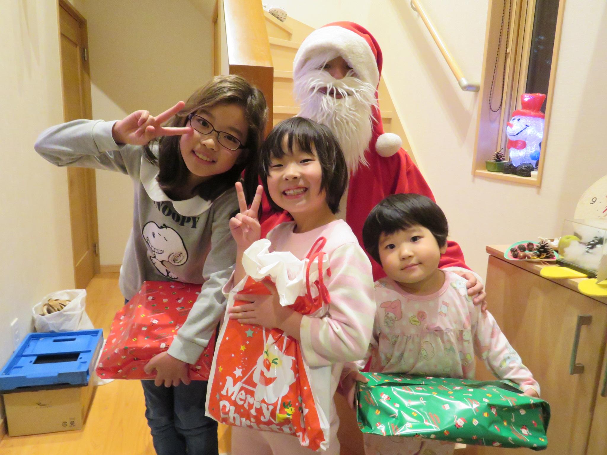 クリスマスの意味を、キミが大きくなったら
