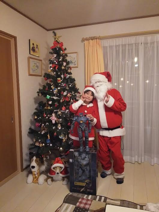 サンタさんが来たら「いい子認定」?!