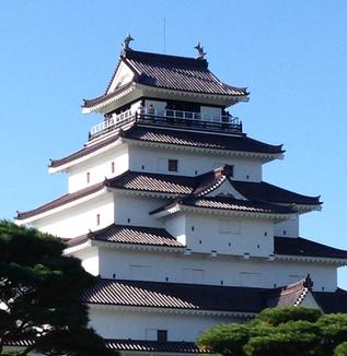 會津鶴ヶ城