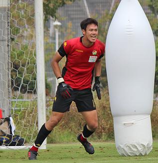 鈴木椋大選手「マークを外すこともよくないけど、やっぱりボールに行かないことが一番よくない」