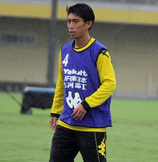 茶島雄介選手「途中から出てもその時にしっかり自分ができることを、チームのためにできることをやるだけ」