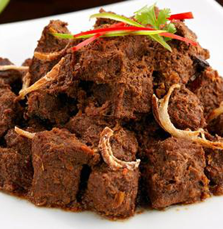 世界一と認定された「ルンダン」は実に奥深い食べ物!(水谷研也)