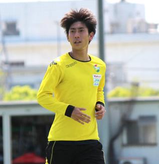 茶島雄介選手「自分がやれることをしっかりやるのはどこで出ても一緒」