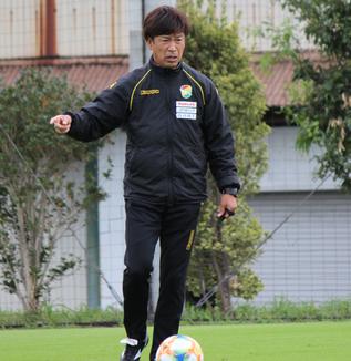江尻篤彦監督「ただのダービーではなくて、やはりこれからの残りの試合と来年にもつながるようなゲームになってくる」
