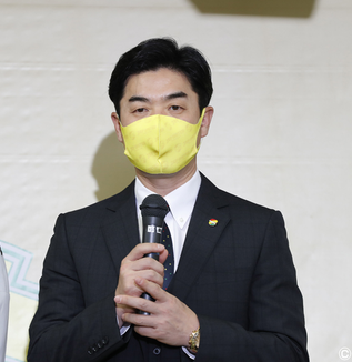 尹晶煥監督「本当に1試合、1試合を必死に戦っていきたい」