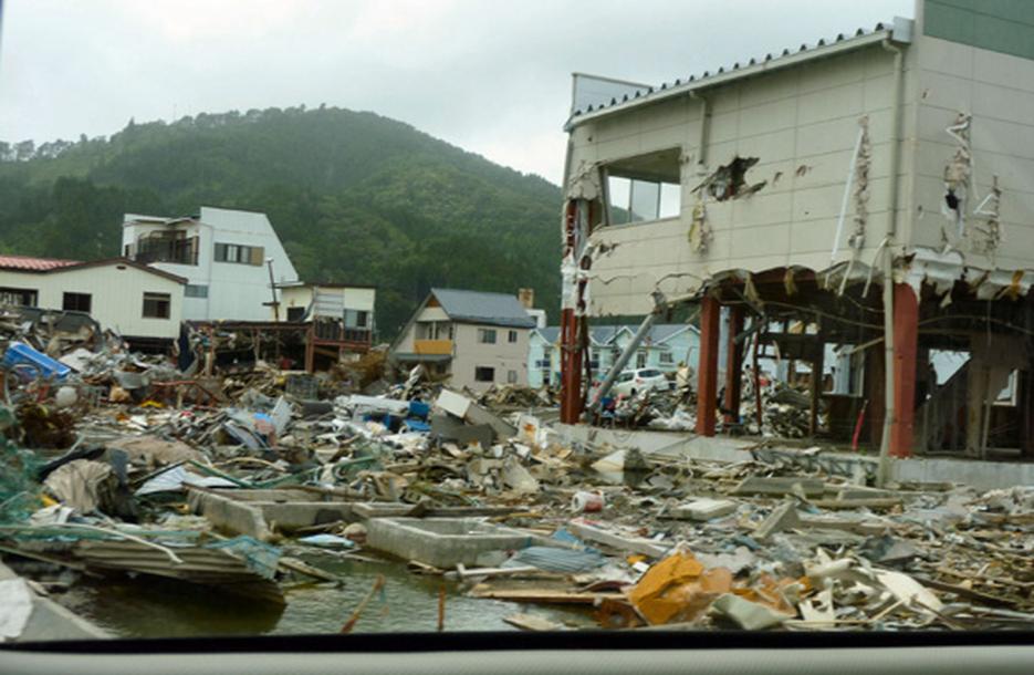 東日本大震災 不登校家庭は