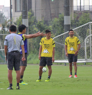 練習後の山本真希選手「やっぱりいい守備ができないといい攻撃もできない」