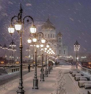 モスクワの冬って暗くて寒いの?        WEBライター募集中(セカンドインカムへの挑戦者来たれ!)