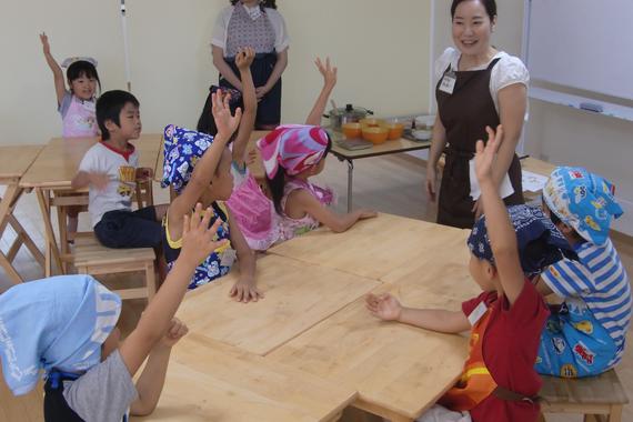 なないろ子ども教室【科学×食育】みんなで食べ物に秘められたパワーを体験しよう!お菓子で動物園をつくろう!