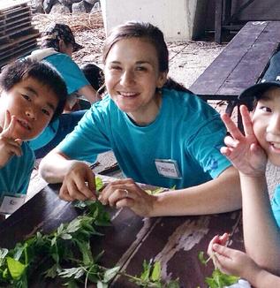 【G1】群馬県・赤城エリアのコース/夏休み子どもサマーキャンプ2016