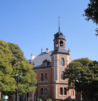 【幕末維新折々の記・十七】同志社大学クラーク記念館