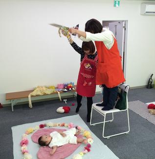 荒川ママライフ:キッズアート教室に参加してきました
