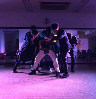 NAP代表の地元、福井県を盛り上げる若きdancer達!