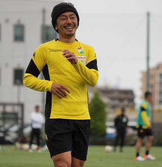 工藤浩平選手「相手は5連勝しているけど、うちのホームですし、順位的にチャレンジャーの位置なので、自分たちがどれだけできるかという意味で戦いたい」