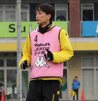 小島秀仁「行く時は勢いを持って行くっていう気持ちを持ってやらないといけない」