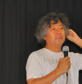 脳科学者・茂木健一郎登場、国内最大規模の不登校イベント