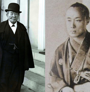 渋沢栄一と徳川慶喜