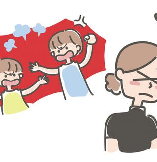 学校へ行かない兄が登校してる妹をいじめる。きょうだい問題が起きたときは