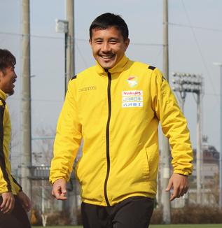 安田理大選手「試合が終わってから(尹晶煥)監督とも話をしました。(時間は)短いけど、修正できるところはいっぱいあると思います」