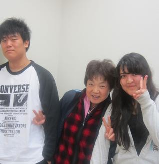 【個人インタビュー 003】ナオミちゃん&天義くん&あつこ先生