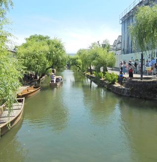 倉敷美観地区散歩、6月!