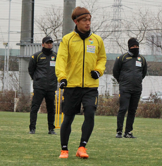 堀米勇輝「選手としてここでこれからやっていくのが本当に幸せなことだなと思いました」