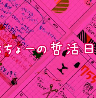 #ぶちょーの哲活日記 2015年10/16~11/15