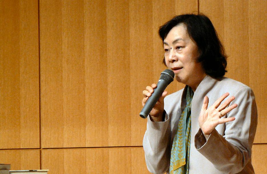 萩尾望都さん記念講演