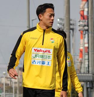 岡野洵選手「勝つためにはやっぱり得点は必要なので、そこはやり続けないといけないなと思っています」