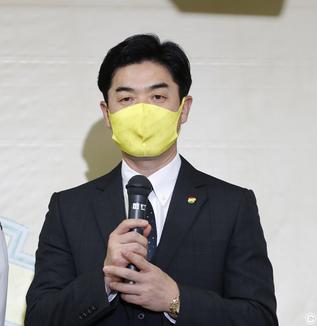 尹晶煥監督「もっと守備のところで、うまく強い守備をしてから攻撃につながるような守備をしないといけない」
