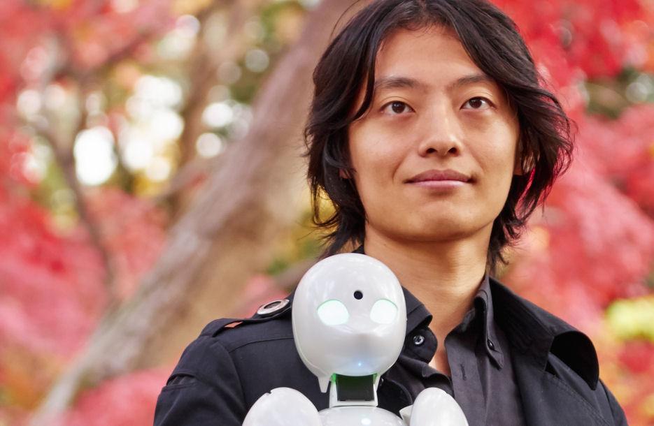 注目のロボットクリエイターに聞く不登校経験
